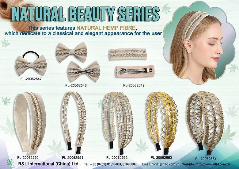 natural beauty series