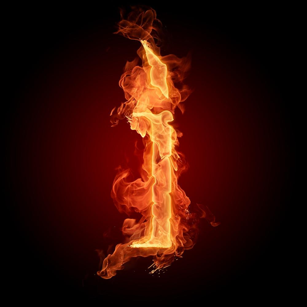 שיישרף הכל בלחש...