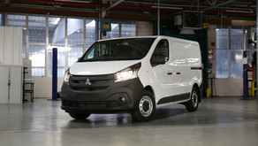 Mitsubishi announces brand-new Express delivery van for NZ light commercial market