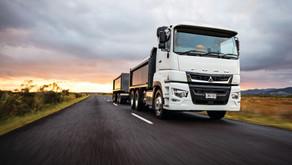 Shogun returns – the most advanced Japanese truck ever