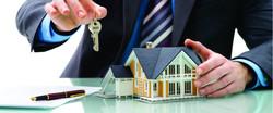 Administração e vendas de imóveis