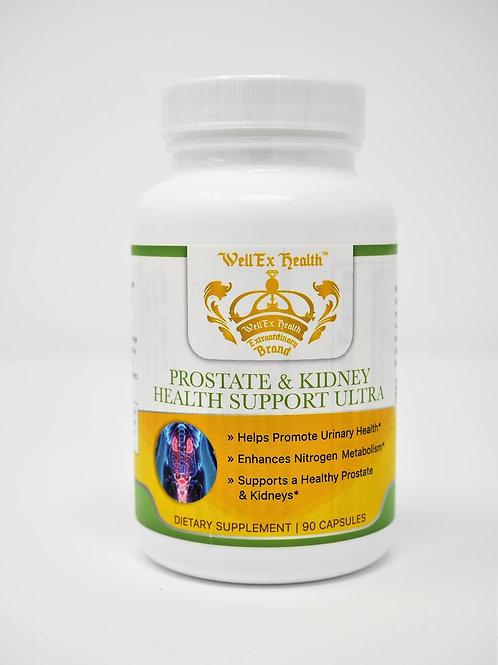 WellEx Health Prostate & Kidney Health Support Ultra