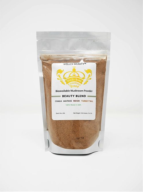 Wellex Beauty Blend Mushroom Powder