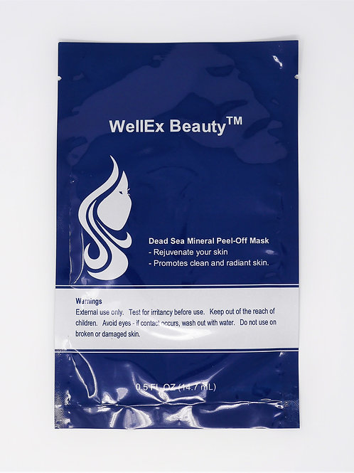 WellEx Beauty (TM) Dead Sea Mineral Peel-Off Mask