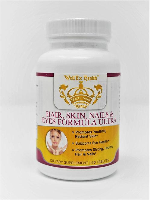 WellEx Health Hair, Skin, Nails & Eyes Formula Ultra