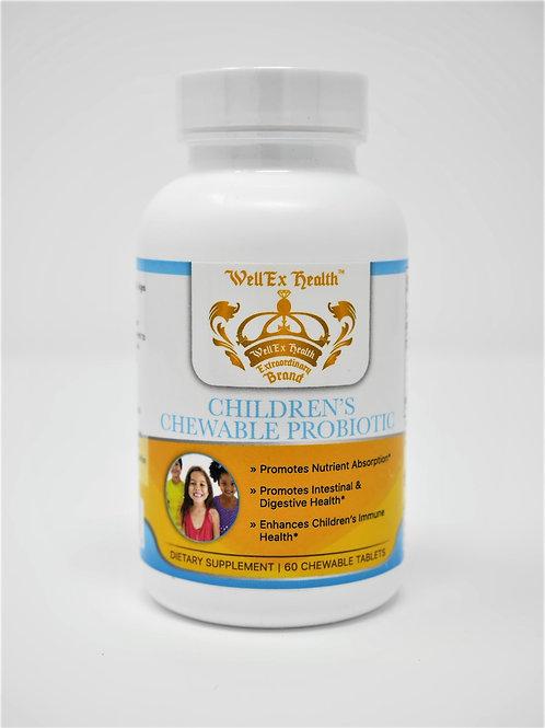 WellEx Health Children's Chewable Probiotic
