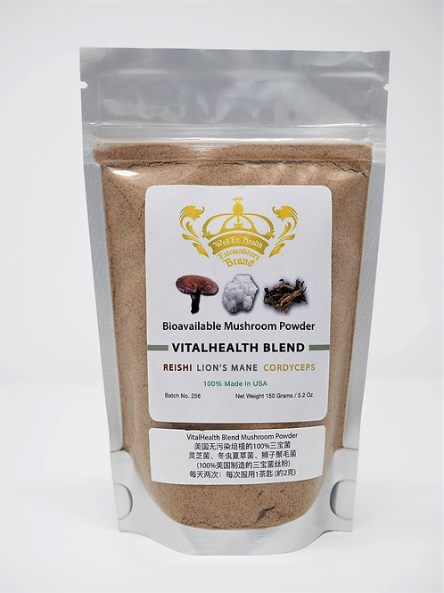 WellEx Health Mushroom Powder - Vital Health