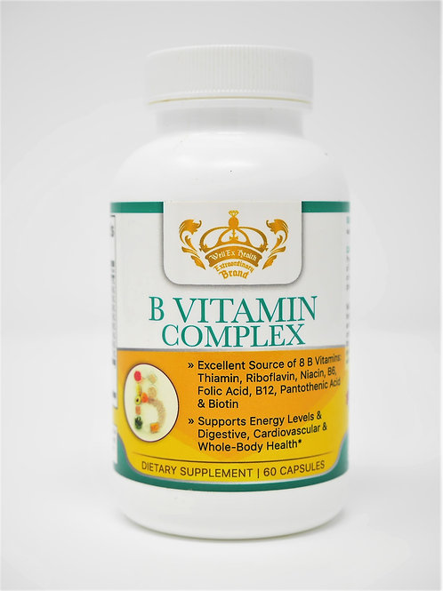 WellEx Health B Vitamin Complex