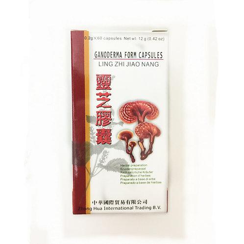 GanodermaCapsules(LingZhiJiaoNang)
