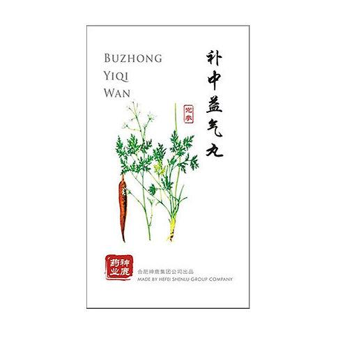 Middle Form (Bu Zhong Yi Qi Wan)