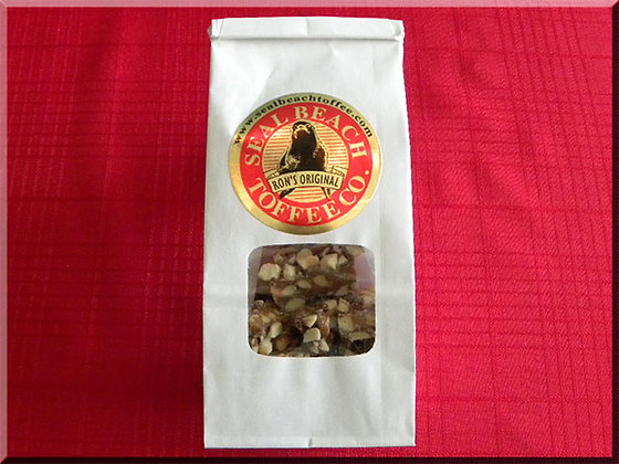 8 oz. Bag English Toffee Bites