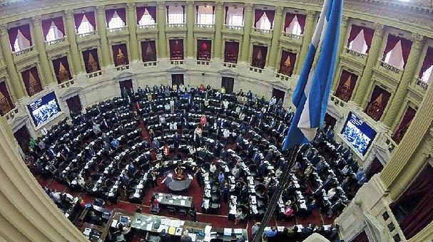 Congreso-argentino-congela-sueldos-de-le