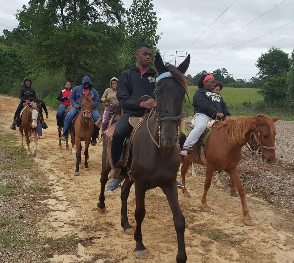 Equestrian Trail 1