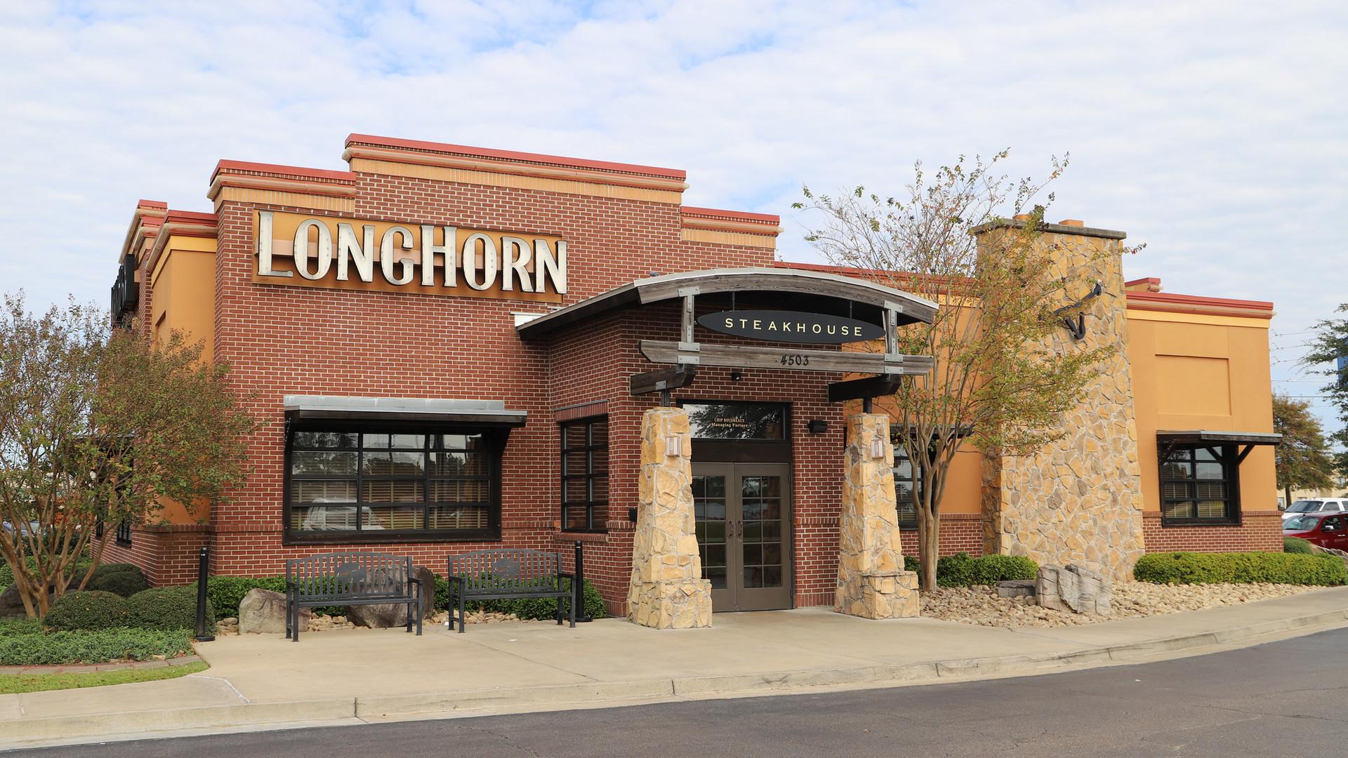 LongHorn Steakhouse Hattiesburg