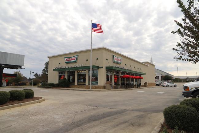 Hattiesburg Krispy Kreme