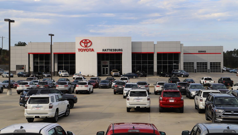 Toyota Dealership Hattiesburg