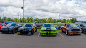 Modern Street  Hemi Shootout brings the family back to the Motorcity