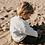 Thumbnail: The White Striped Sweater - Finn