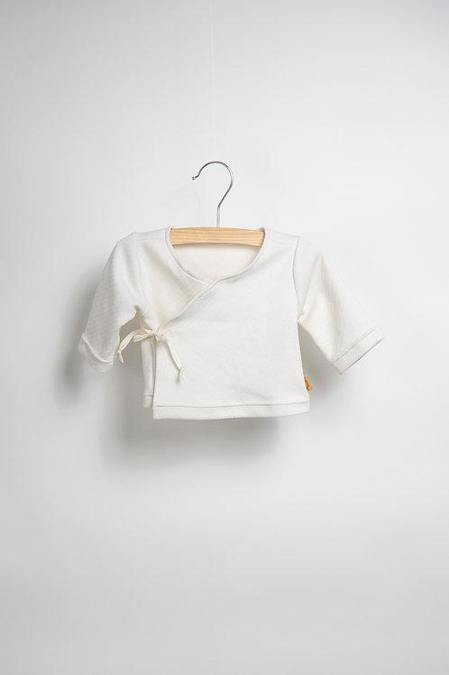 White Newborn Kimono - Hope