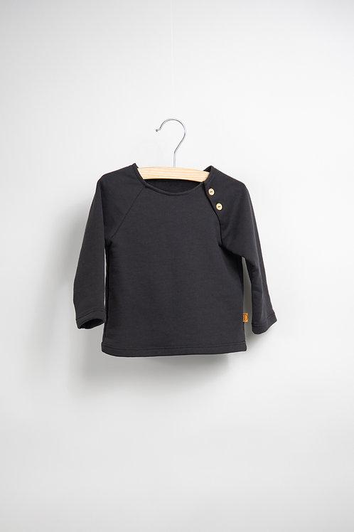 Phantom Grey Sweater - Bo