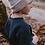 Thumbnail: Dark Blue Chevron Sweater - Finn