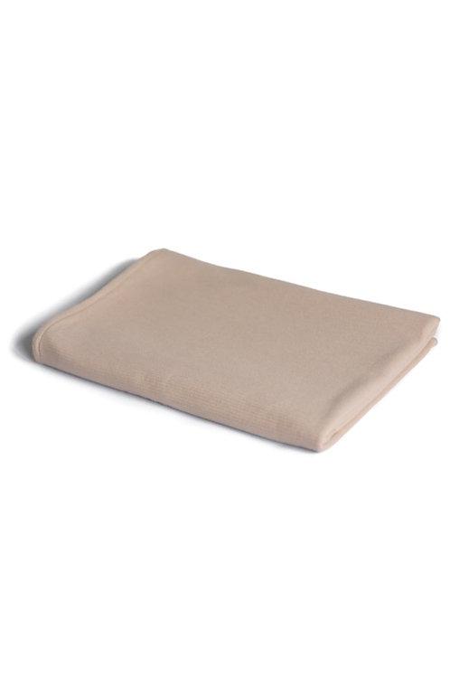 Organic Blanket - Rib