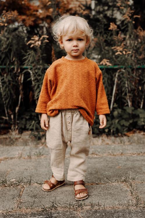 Curry Sweater - Finn