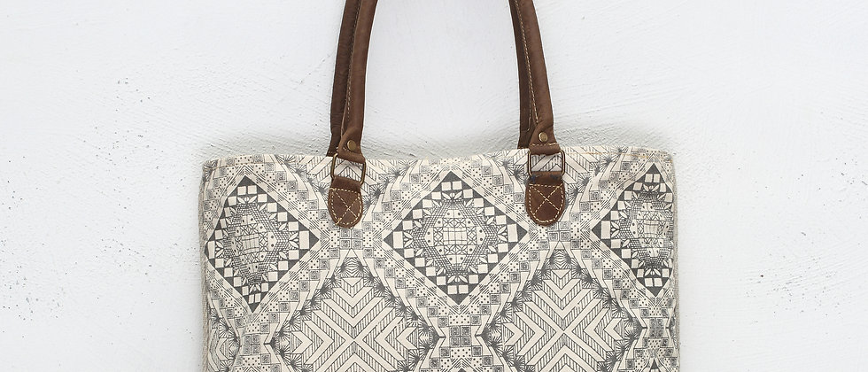 Artisan Canvas Tote