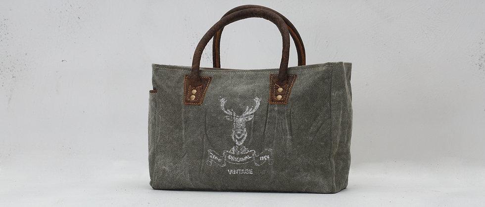 Vintage Stag Bag