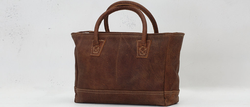 Leather Bag - Small