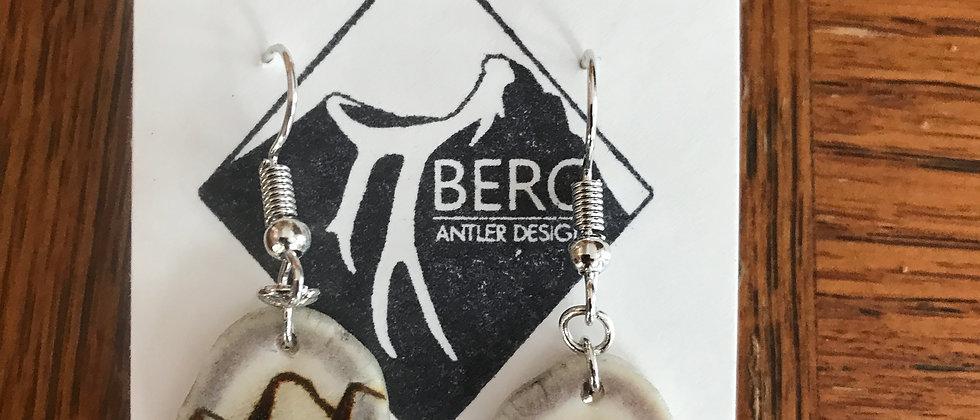 Mountain Antler Earrings