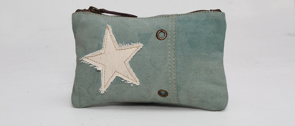 Blue Star Small Bag