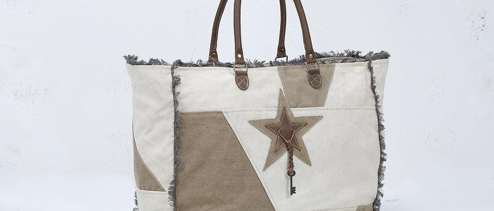 Star/Key Weekender Bag