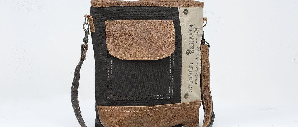 Peace Pocket Shoulder Bag