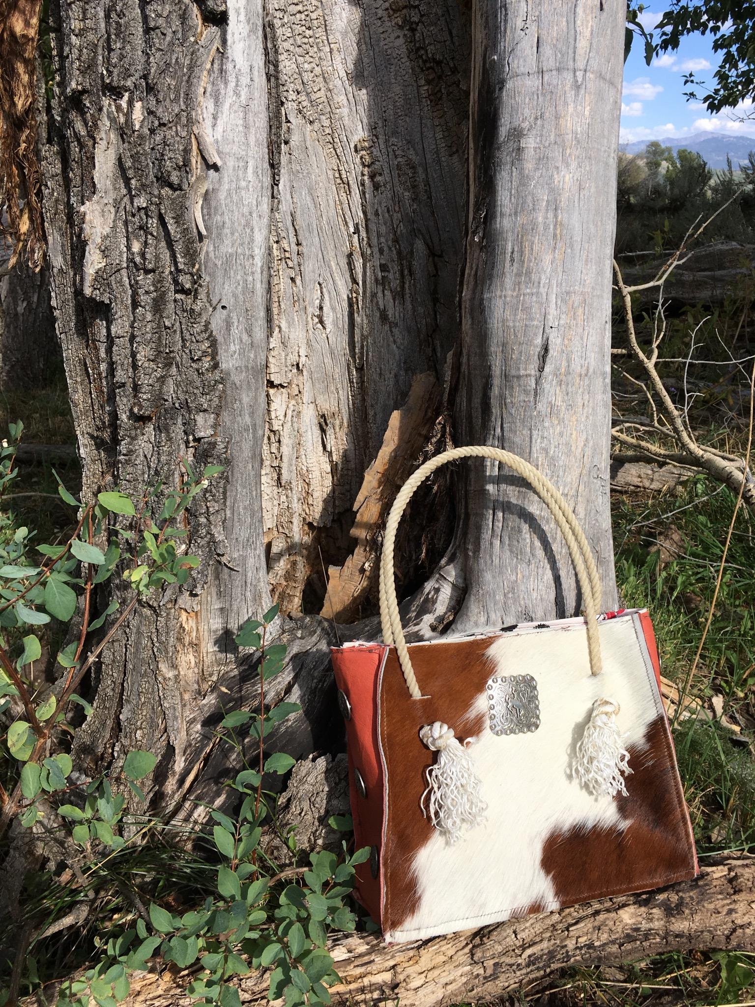 Cowhide Bag
