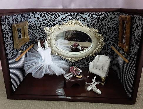 Roombox Miniatura BALLET 2