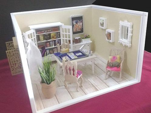 Roombox Miniatura TAROT