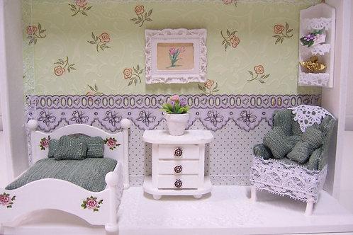 Roombox Miniatura QUARTO 5