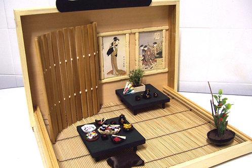 Roombox Miniatura ORIENTAL 8