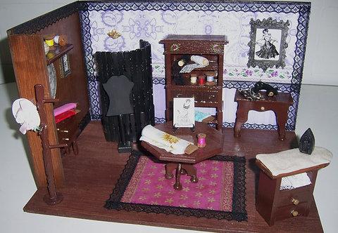 Roombox Miniatura MODA 3