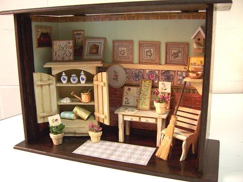 Roombox Miniatura PAISAGISTA 1