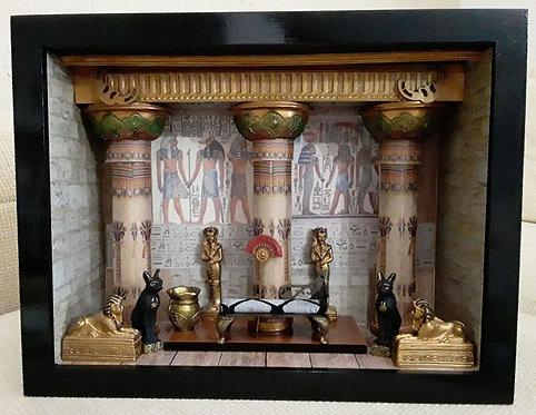Roombox Miniatura EGITO ANTIGO