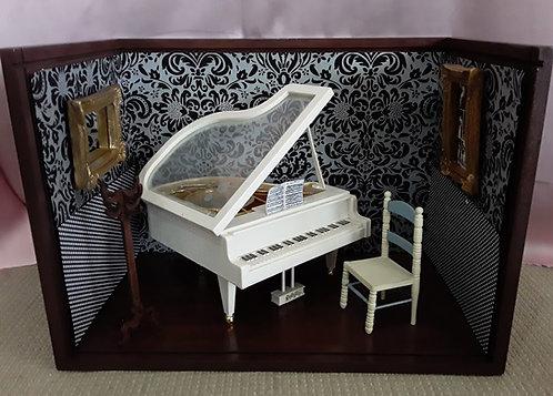 Roombox Miniatura MÚSICO 7
