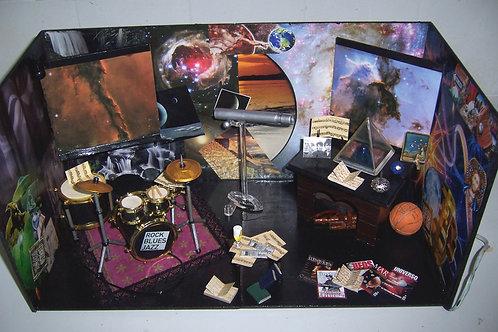 Roombox Miniatura MÚSICO1