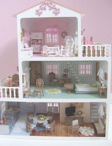 Casa de Bonecas Dollshouse