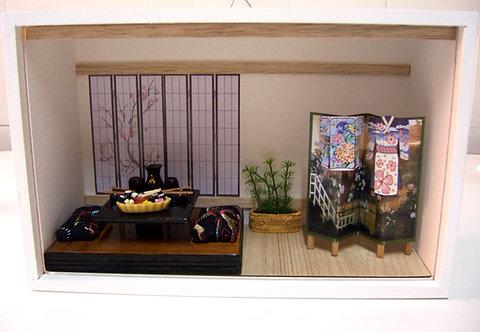 Roombox Miniatura ORIENTAL 2