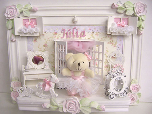 Porta Maternidade MENINA 51