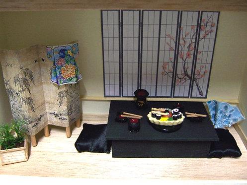 Roombox Miniatura ORIENTAL 9