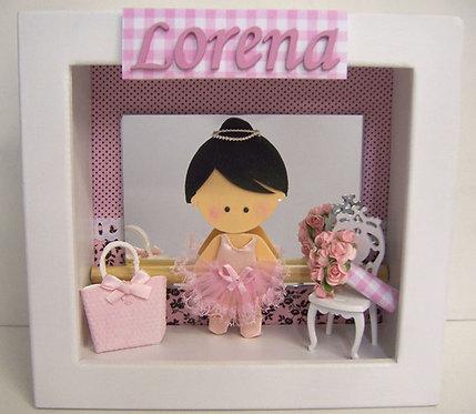 Porta Maternidade MENINA BONECA 2