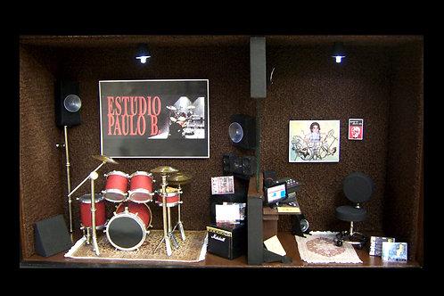Roombox Miniatura MÚSICO 5